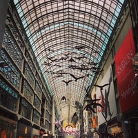 Photo taken at CF Toronto Eaton Centre by Steve F. on 11/5/2013