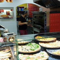 Photo taken at Della Terra Pizza & Antipasti by Anil Y. on 1/13/2014
