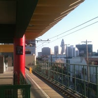 Photo taken at Metro Gold Line - Chinatown Station by Anthony W. on 5/19/2013