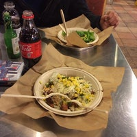 Photo taken at Qdoba Mexican Grill by Hadi A. on 1/24/2014