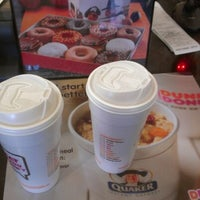 Photo taken at Dunkin' Donuts by Jeremy W. on 10/5/2012