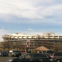 Photo taken at LOT 8 - RFK Stadium by Ben on 11/18/2012