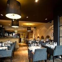 Photo taken at Restaurant De Graslei by Restaurant De Graslei on 1/13/2014