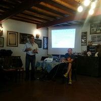 Photo taken at Fattoria Castiglionchio by Francesco P. on 9/15/2013