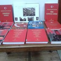 Photo taken at Aydın İl Halk Kütüphanesi by Seren S. on 4/21/2014