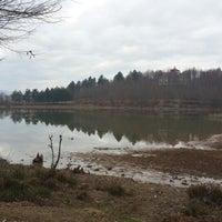 Photo taken at Kurugöl by Ümit A. on 1/19/2014