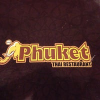 Photo taken at Phuket Thai Restaurant BEC Bintaro by Teyar G. on 11/20/2016