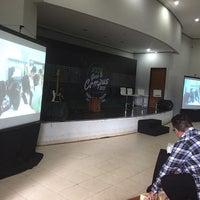 Photo taken at Fakultas Pendidikan Bahasa dan Seni (FPBS) by Teyar G. on 4/20/2017