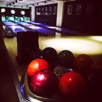 Photo taken at All Star Lanes by Kavitraa P. on 10/1/2015
