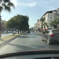 Photo taken at İsmet Gökşen Caddesi by 🅱️ülen₺ on 2/26/2017