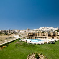 Foto scattata a Tourist Hotels & Resorts Cappadocia da Tourist Hotels & Resorts Cappadocia il 1/14/2014