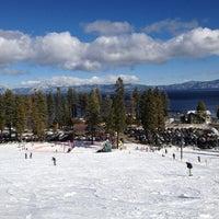 Photo taken at Homewood Ski Resort by Faith J. on 1/26/2013