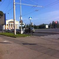 Photo taken at Площадь Кирова by Olga E. on 9/8/2014
