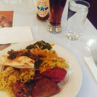 Photo taken at Tandoor Indian Cousine by Cassandra B. on 9/27/2016