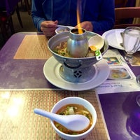 Photo taken at Pacifica Thai Cuisine by Amina A. on 5/21/2016