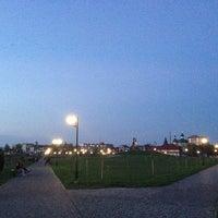 Снимок сделан в Парк імені Тараса Шевченка пользователем Yulia 4/22/2014