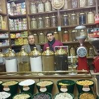 Photo taken at İpekcioglu Kuruyemis by Mahmut D. on 3/14/2014