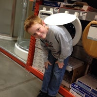 Photo taken at The Home Depot by Alice T. on 2/11/2014