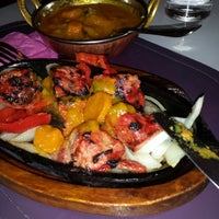 Photo taken at Sarita Indian Resturante by Loli L. on 7/24/2014