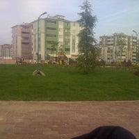 Photo taken at Selcan bostanci parki by Kadri Can Ç. on 4/22/2014