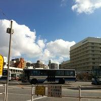Photo taken at 那覇バスターミナル by keiko o. on 12/15/2012