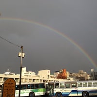 Photo taken at 那覇バスターミナル by keiko o. on 9/3/2013