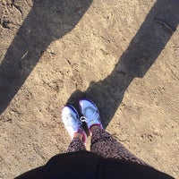 Photo taken at Parcours de footing by Marie-Sophie T. on 2/2/2014