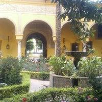 Photo taken at Palacio de las Dueñas by Pedro Pablo U. on 6/29/2016