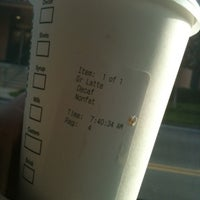 Photo taken at Starbucks by CJ L. on 9/24/2012