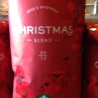 Photo taken at Starbucks by Kelly G. on 12/8/2013