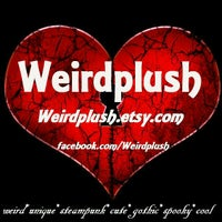 Photo taken at WeirdPlush by Wicked on 3/10/2013