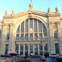 Photo taken at Paris Nord Railway Station by Jess W. on 1/17/2013