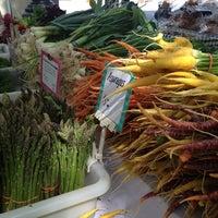 Photo taken at Abingdon Square Greenmarket by Jess W. on 6/8/2013