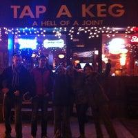 Photo taken at Tap a Keg by Jess W. on 11/3/2012