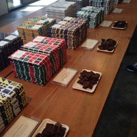Photo taken at Mast Brothers Chocolate Factory by Jess W. on 7/21/2013
