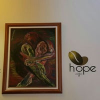 Photo taken at Hope coffee by Victor A. on 4/20/2016
