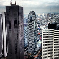 Photo taken at North Observatory, Tokyo Metropolitan Government Building by Dohoon K. on 12/23/2012