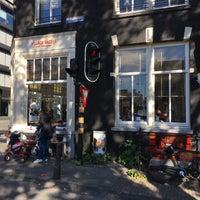Photo taken at Village Bagels by Geert V. on 10/9/2016