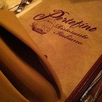 Photo taken at Portofino Italian Restaurant by Jeric D. on 11/29/2012