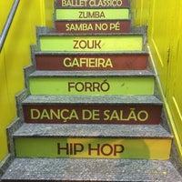 Photo taken at Academia de Dança Jimmy de Oliveira by Daniel A. on 6/27/2014