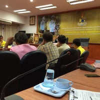 Photo taken at Kalasin City Hall by อำพล ต. on 12/1/2015