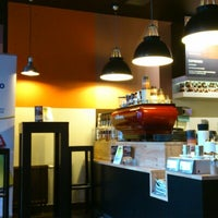 Photo taken at Empik Cafe by justmvv on 1/4/2013