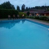 Photo taken at Hotell Miskarp by Yura V. on 6/5/2014