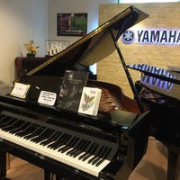Photo taken at Yamaha Music Academy by Hassan H. on 4/10/2016