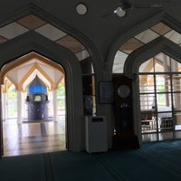 Photo taken at Masjid Nurul Iman Serendah by Hassan H. on 2/6/2016
