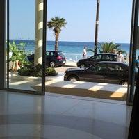 Photo taken at Aegean Blue by Grigoris-Lara M. on 6/21/2014