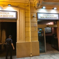 Photo taken at 100 Montaditos by Dimitar I. on 4/17/2018