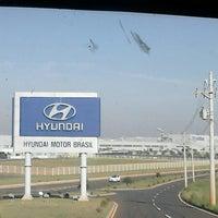 Photo taken at Hyundai by Rafael R. on 7/23/2015