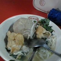 Photo taken at Baso tenes superindo bubat by Eksi U. on 1/25/2013