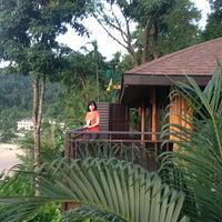 Photo taken at Baan Krating Khao Lak Resort Phang Nga by Thitipong s. on 5/29/2013